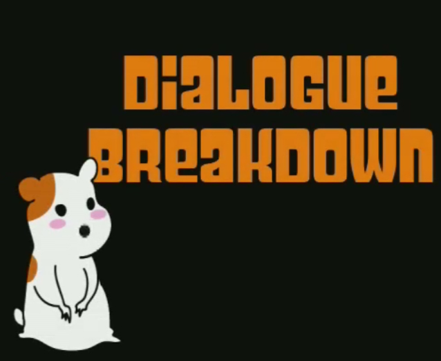 dialouge